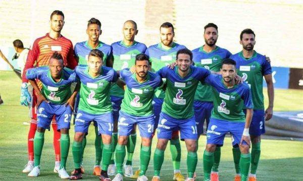 مشاهدة مباراة مصر المقاصة ضد حرس الحدود بث مباشر 26-11-2019