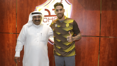 Photo of الجزائري كارل مجاني ينضم إلى نادي أحد السعودي
