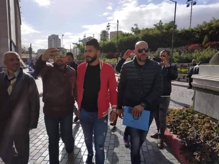 ياسر إبراهيم في الأهلي