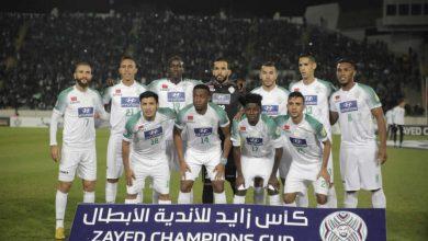 Photo of مشاهدة مباراة الرجاء البيضاوي والنجم الساحلي بث مباشر 26-1-2019