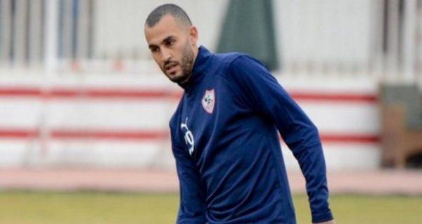 هدف خالد بوطيب في مباراة الزمالك ضد نصر حسين داي