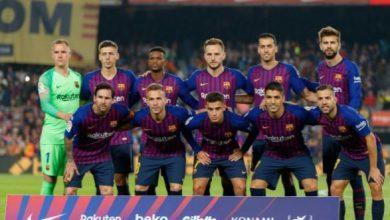 Photo of مشاهدة مباراة برشلونة وفالنسيا بث مباشر 2-2-2019