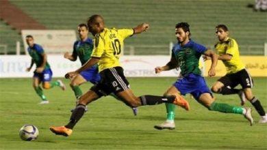 ملخص وأهداف مباراة مصر المقاصة ضد وادي دجلة