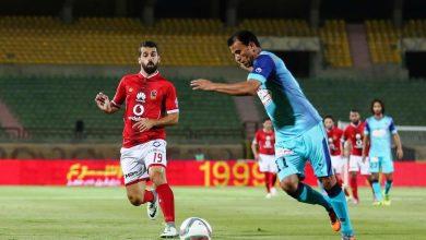 الأهلي ضد بتروجيت: الأحمر يعود للتدريبات غدا استعداد للفريق البترولي