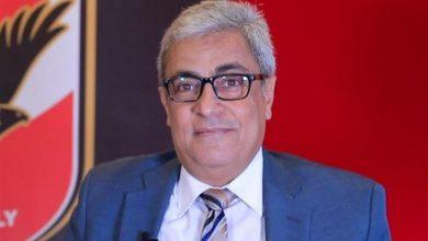 وفاة خالد توحيد رئيس قناة الأهلي والناقد الرياضي