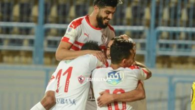 Photo of شاهد أهداف مباراة الزمالك وإنبي بالدوري