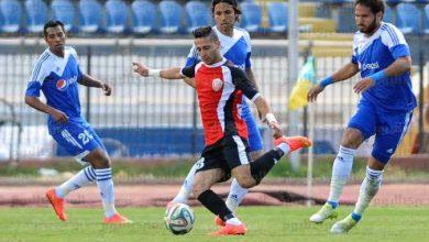 ملخص وأهداف مباراة سموحة ضد المقاولون العرب