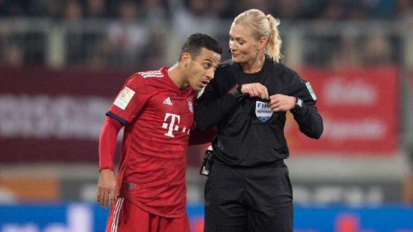 إيران تلغي بث مباراة في الدوري الألماني