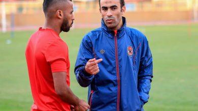 صورة خاص..  إتحاد الكرة سيفرض عقوبة مالية على سيد عبد الحفيظ