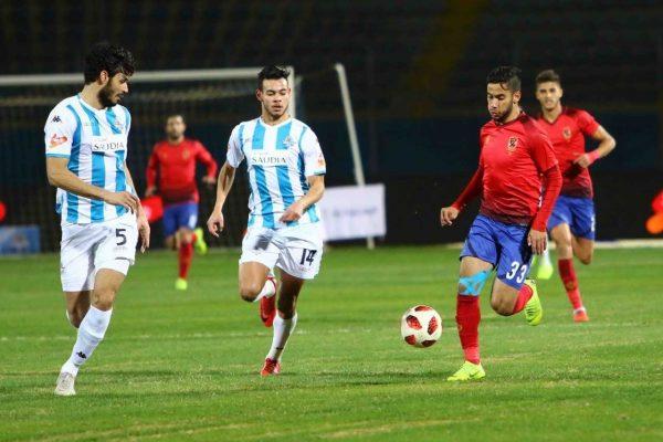 أزمة مباراة الأهلي وبيراميدز في كأس مصر