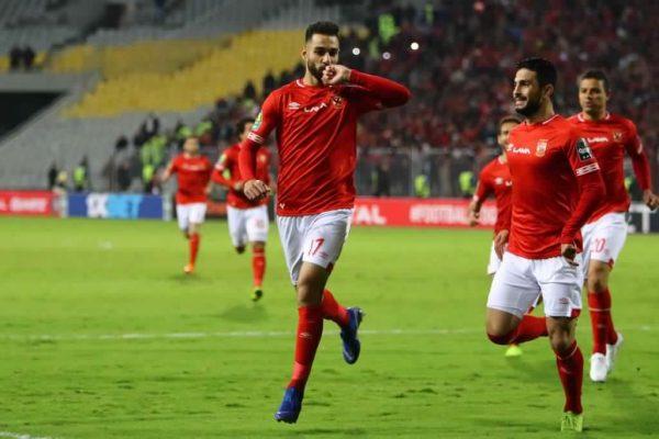 أهداف مباراة الأهلي ضد سيمبا