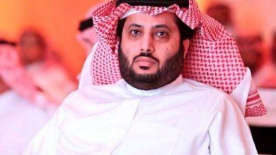 صورة تركي آل شيخ يستقيل من الرئاسة الشرفية للنادي الأهلي