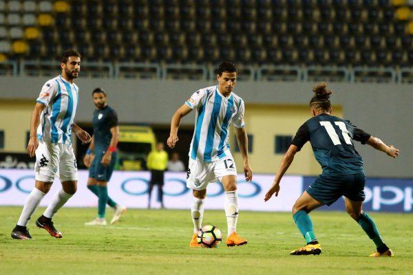 أهداف مباراة بيراميدز ضد الجونة