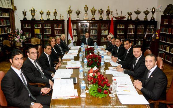 قرارات مجلس إدارة النادي الأهلي