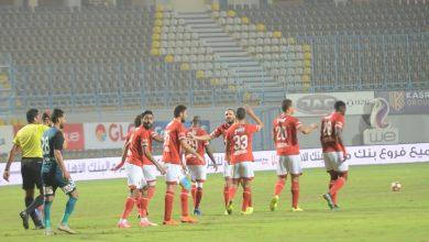 Photo of ملخص وأهداف مباراة الأهلي ضد الداخلية بالدوري المصري