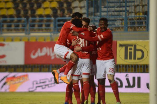 ملخص وأهداف مباراة الأهلي ضد الجونة بالدوري الممتاز