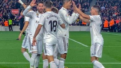 Photo of شاهد هدف ريال مدريد الأول أمام برشلونة #كلاسيكو_الارض