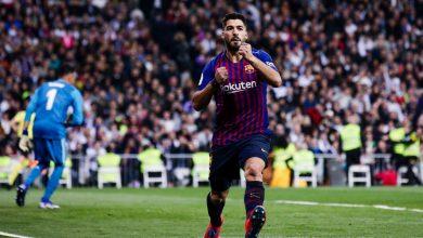 أهداف برشلونة ضد ريال مدريد بكأس ملك إسبانيا