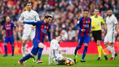 Photo of تعرف علي موعد مباراة ريال مدريد وبرشلونة بكأس ملك إسبانيا