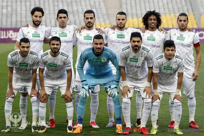 أهداف مباراة المصري وإنبي