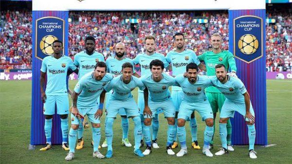برشلونة ضد ريال مدريد #الكلاسيكو