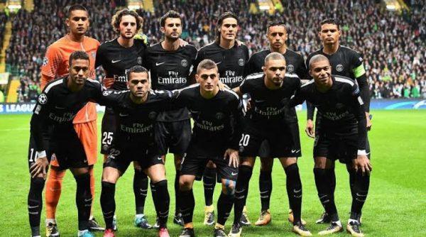 أهداف مباراة باريس سان جيرمان ضد أولمبيك ليون