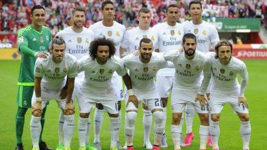 تشكيل ريال مدريد ضد ليفانتي