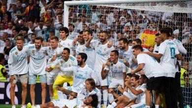 ريال مدريد ضد أتلتيكو مدريد