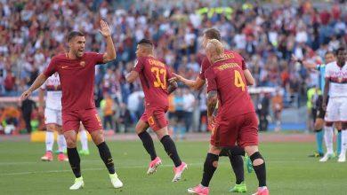 ملخص وأهداف مباراة روما وبورتو بدوري أبطال أوروبا