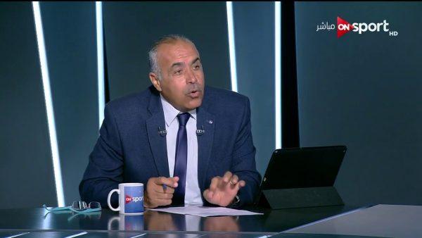 الشناوي: هدف حرس الحدود الملغي غير صحيح