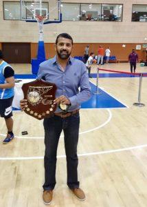 ياسر عبد الوهاب و التتويج بدرع الدوري مع فريق الغرافة