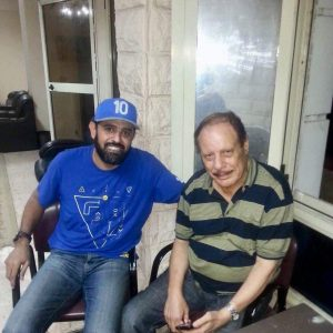 ياسر عبد الوهاب مع عادل عبد الفتاح