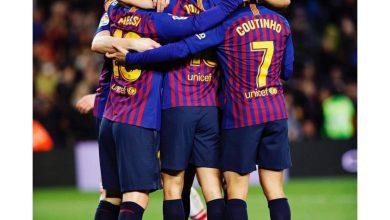 Photo of ملخص وأهداف مباراة برشلونة ضد إشبيلية بالدوري الإسباني