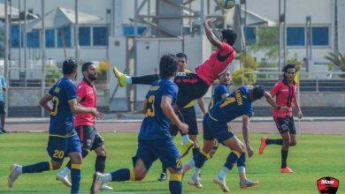 اف سي مصر يواجه سيراميكا في دوري القسم الثاني