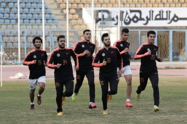 الإسماعيلي ضد شباب قسنطينة.. الدراويش يواصل تدريباتة إستعدادآ لإفريقيا