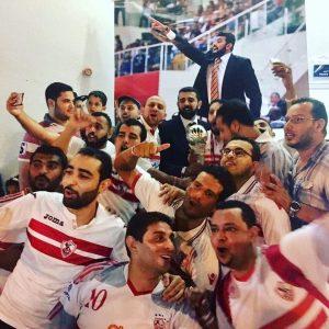 رابطة مشجعي نادي الزمالك في قطر