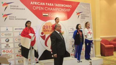 Photo of سلمى علي تتوج بفضية بطولة أفريقيا للباراتايكوندو