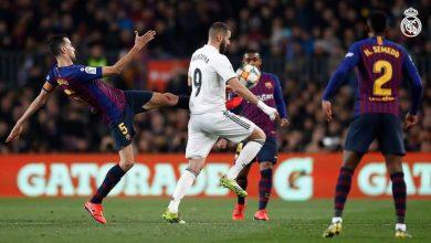 Photo of كلاسيكو الأرض .. ريال مدريد يضرب الكتالوني بهدف في الشوط الاول
