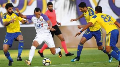 Photo of العين يواجه الظفرة في الدوري الإماراتي