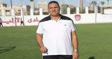 """نبيل محمود """"رامبو"""" يتقدم باستقالته من تدريب كفر الشيخ"""