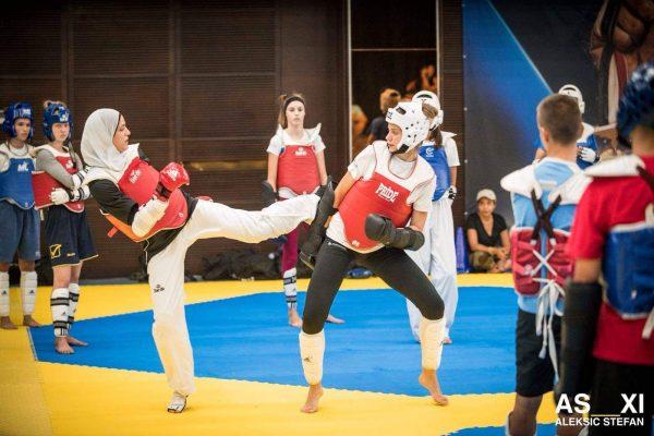 بطولة مصر الدولية للتايكوندو