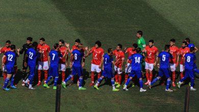 Photo of أهداف مباراة الأهلي وجمهورية شبين استعدادا للزمالك