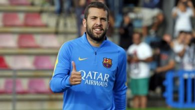 Photo of برشلونة يجدد تعاقده مع جوردي ألبا حتى 2024