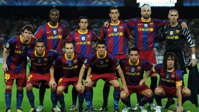 Photo of مشاهدة مباراة برشلونة وأولمبيك ليون بث مباشر