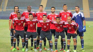 تشكيل ليبيا ضد جنوب أفريقيا في تصفيات كأس الأمم الأفريقية