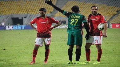 Photo of وصول طاقم تحكيم مباراة الأهلي ضد شبيبة الساورة