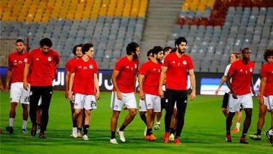 ملخص وأهداف مباراة مصر ضد النيجر