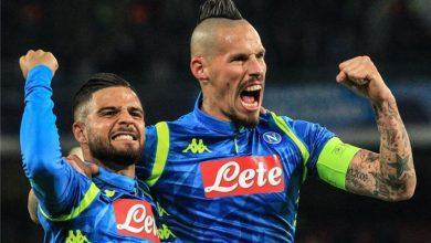 ملخص وأهداف مباراة نابولي ضد روما