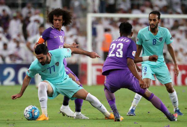 ملخص ونتيجة مباراة العين ضد الجزيرة