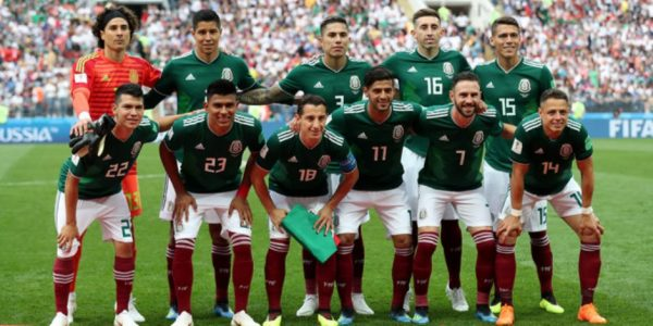 مشاهدة مباراة المكسيك وتشيلي بث مباشر